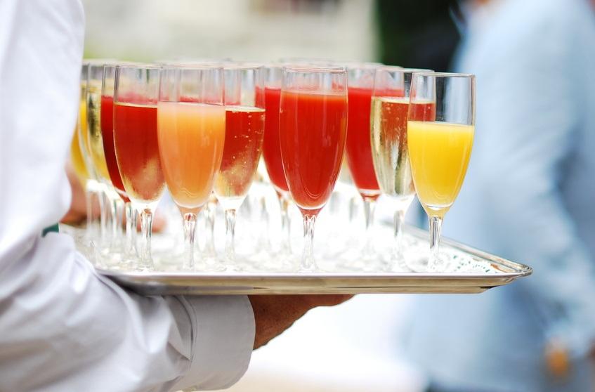 Les boissons non alcoolisées dans les cérémonies de noces !