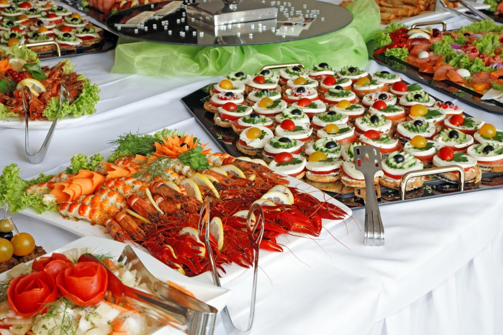 Restaurant Buffet Gastronomique