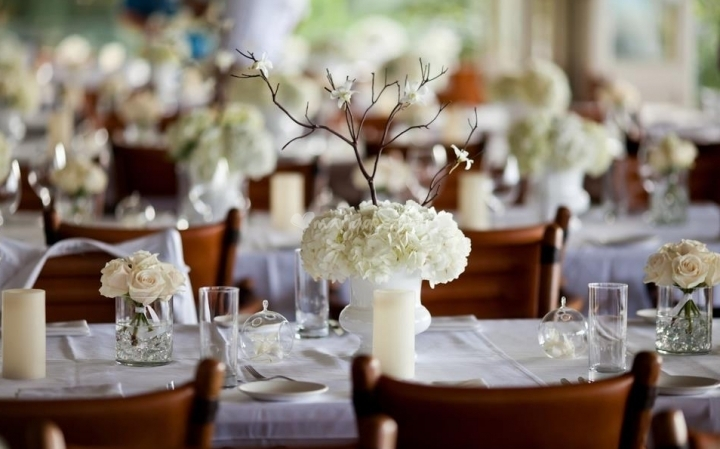 L art de table l ment indispensable pour une d co de mariage originale astuces pour r ussir - Decoration de table originale ...