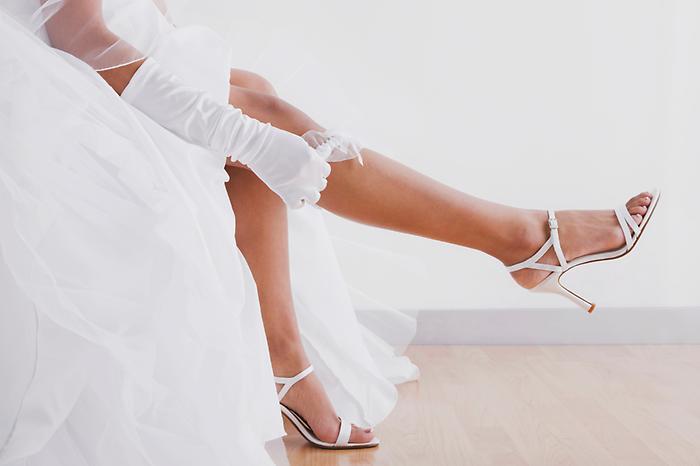 porter à Quelle pour son mariage– Astuces chaussure yY76gbf